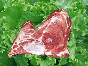 華寶肉食 肉前排