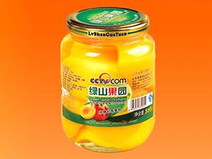 光辉食品 冰糖短命黄桃