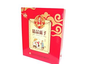 香山 罐装佳构瓜子礼盒