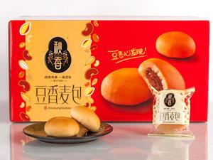 秋香 豆香麦包