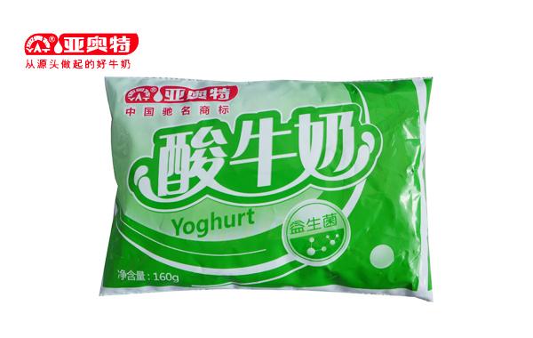 亚奥特 益生菌酸牛奶