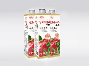美格丝芦荟苹果汁饮料