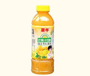 珠江 果牛芒果汁饮料