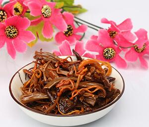 贝王族 茶树菇罐头