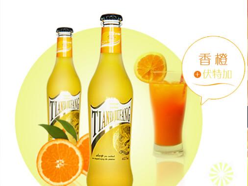 天下酒肆伏特加预调鸡尾酒-橙子