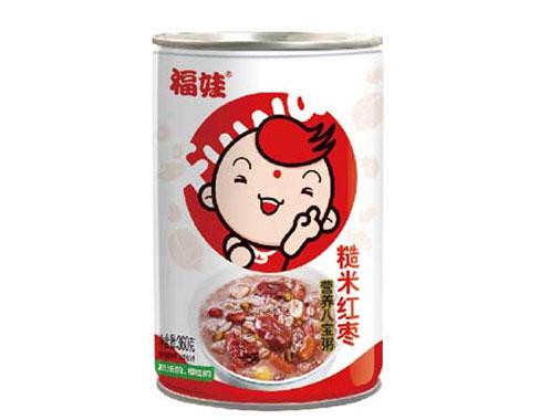 福娃糙米八宝粥——红枣味