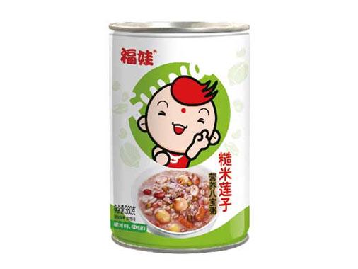 福娃糙米八宝粥——莲子味