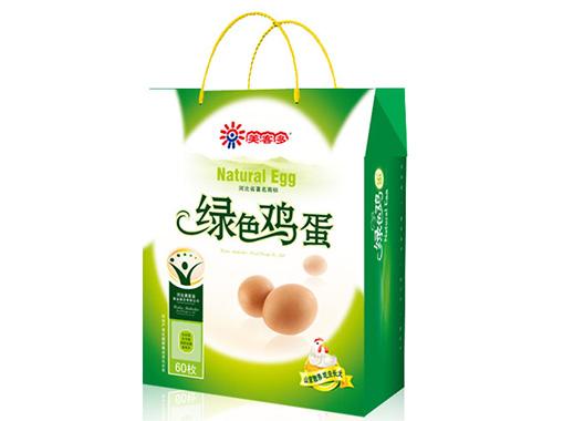 美客多 綠色雞蛋