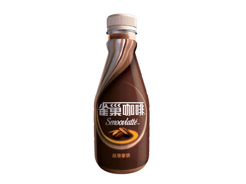 银鹭 雀巢咖啡丝滑拿铁