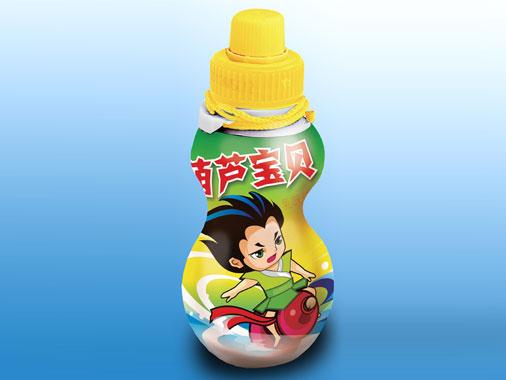 米奇 葫蘆寶貝乳味飲料(原味)