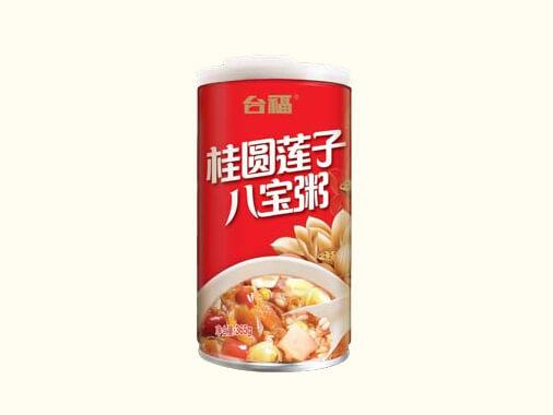 台福 桂圆莲子八宝粥