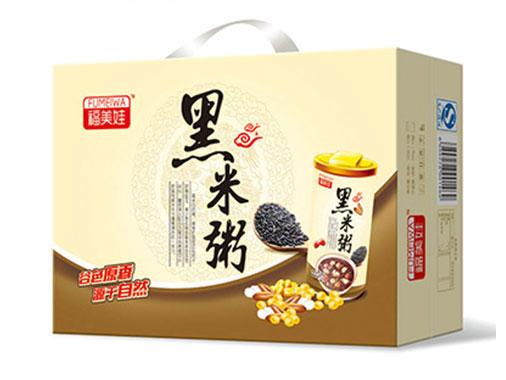福美娃 黑米八宝粥礼盒