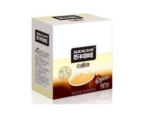 苏卡 白咖啡