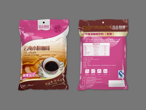 赛品 炭烧速溶咖啡三合一