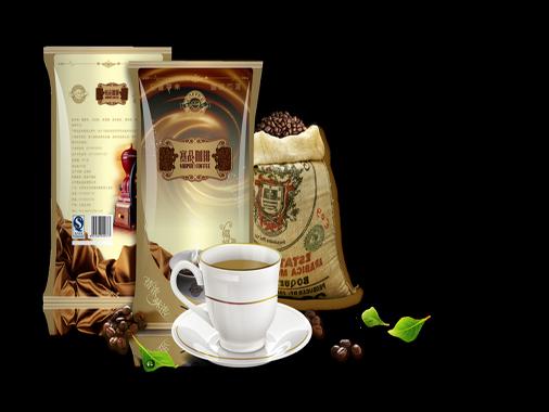 赛品 椰奶味速溶三合一咖啡袋装