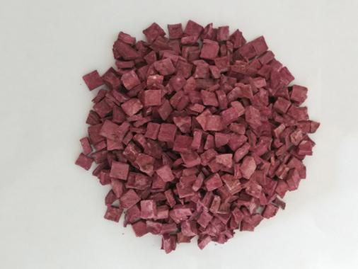 紫薯苑 紫番薯粒