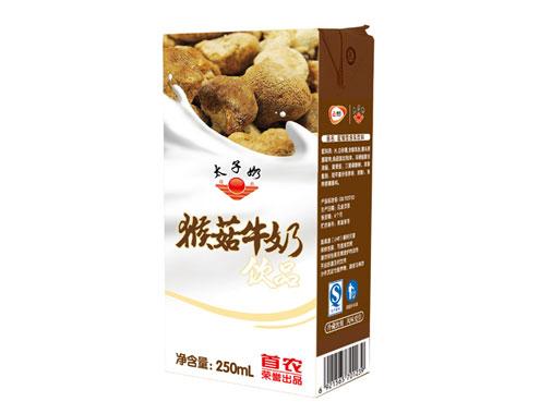 太子奶猴菇牛奶转包礼盒