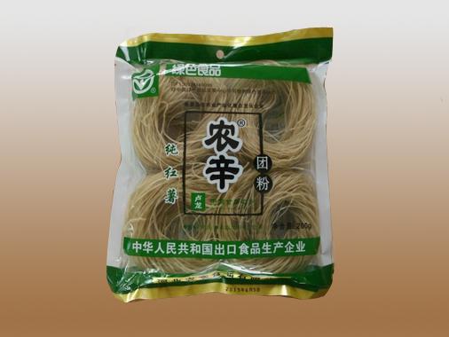 农辛 红薯团粉
