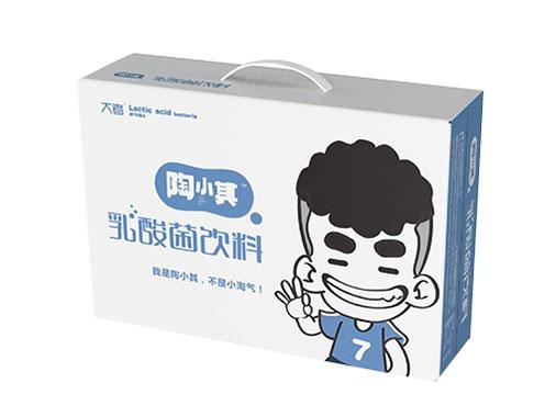 陶小其乳酸菌饮料礼盒