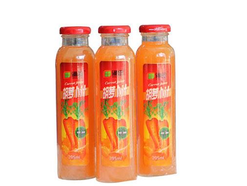 涌田飲品 胡蘿卜汁瓶裝