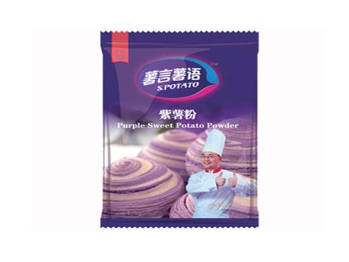 龙丰 紫薯粉