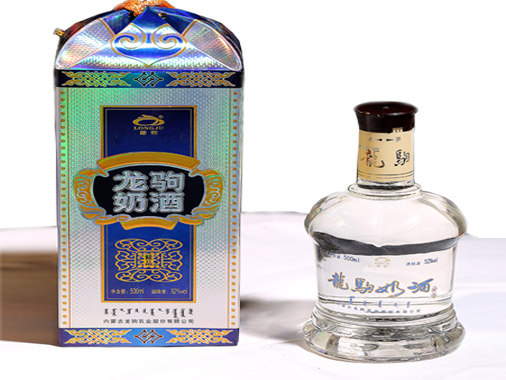 龍駒 52度精品奶酒
