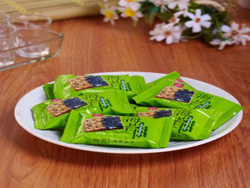 諾丁 海苔餅