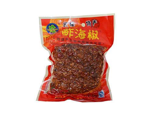 芙蓉江 鲊海椒袋装