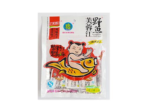 芙蓉江野鱼麻辣味