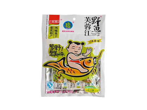 芙蓉江野鱼五香味