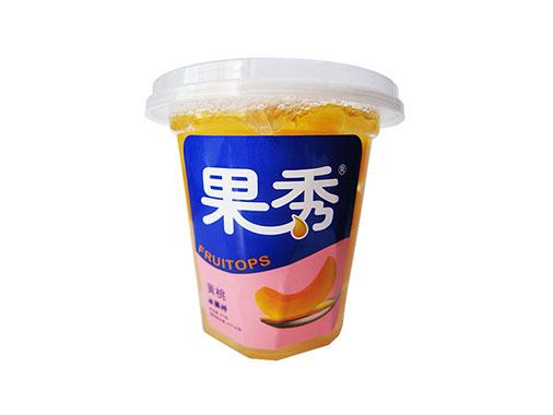 果秀牌黄桃水果杯