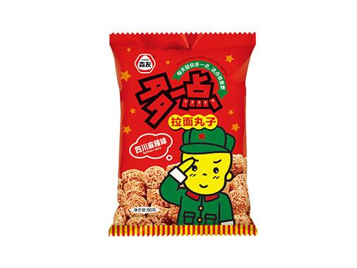 森友 拉面丸子(四川麻辣味)