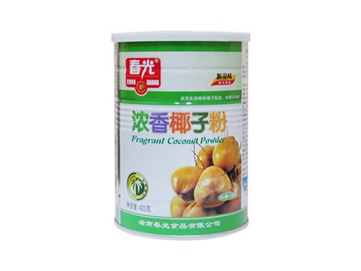 春光濃香椰子粉(罐裝)