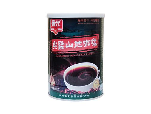 春光興隆山地咖啡(罐裝)