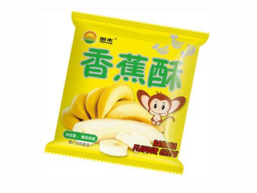 思杰 香蕉酥