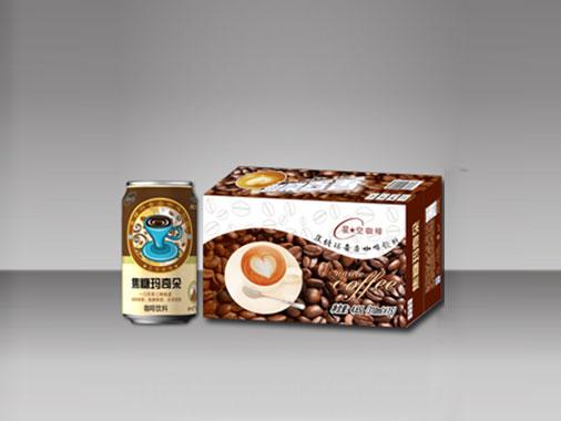 艾尔 焦糖玛奇朵咖啡饮料