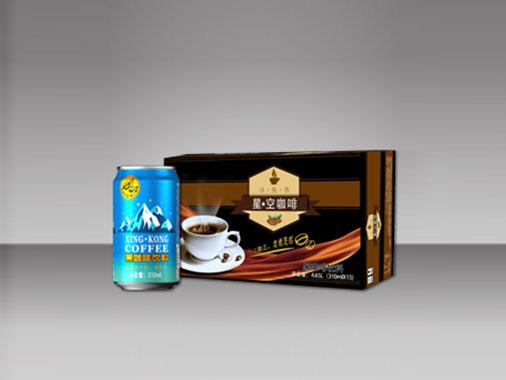 艾尔 星空黑咖啡饮料