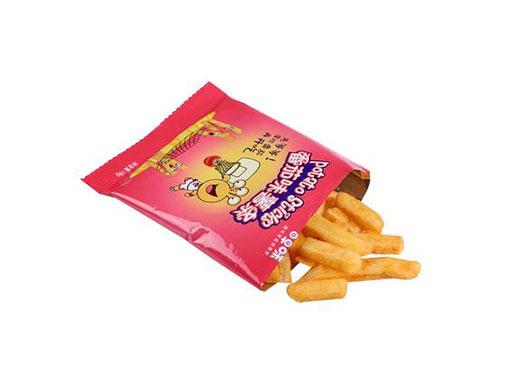 百草味番茄味薯条