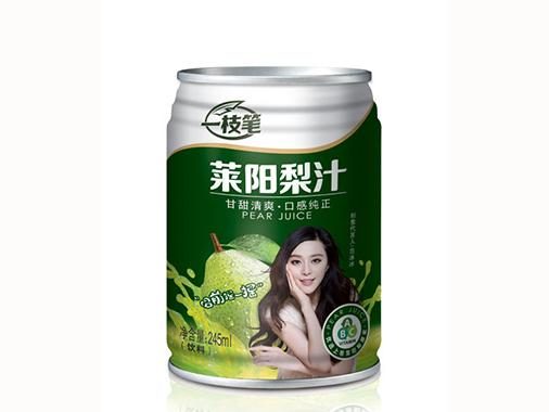 莱阳梨汁(绿罐)