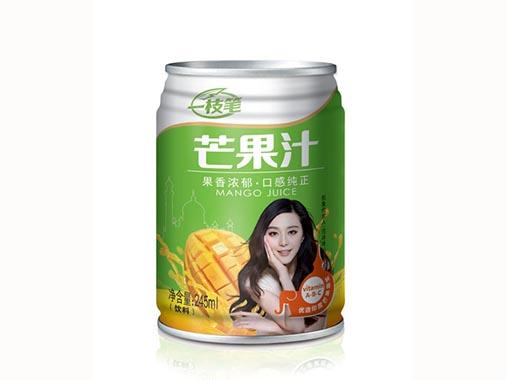 一枝笔芒果汁