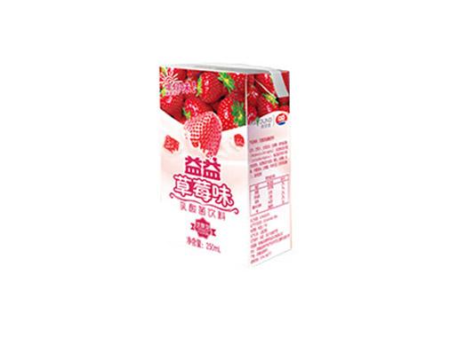 益益乳酸菌饮料草莓味