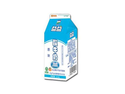 益益酸牛奶(原味)