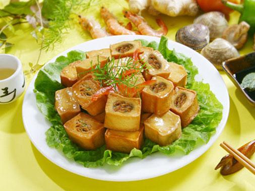 安井包心魚豆腐