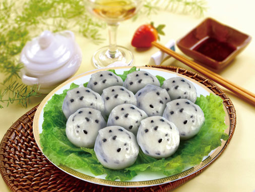 安井火龍魚果