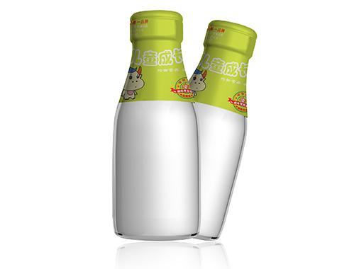 多鲜 儿童成长酸奶-多鲜瓶装奶系列