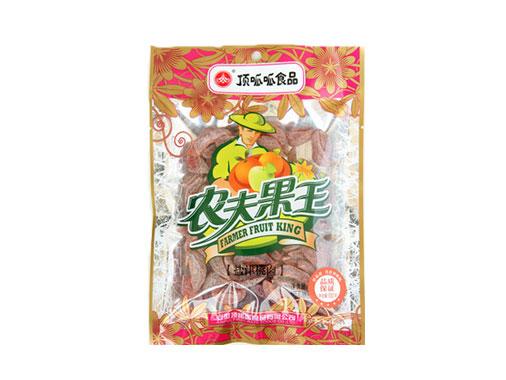 顶呱呱农夫果王盐津桃肉