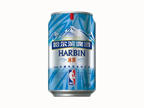 哈爾濱啤酒 冰爽啤酒