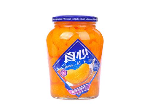 至心桔子罐头