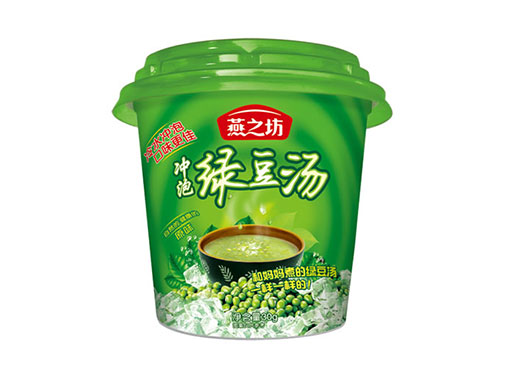 燕之坊绿豆汤