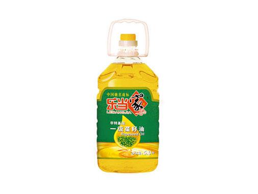 乐当家非转基因一级菜籽油